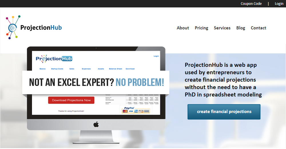ProjectionHub Releases Version 3 of Financial Projection Web Application for Startups