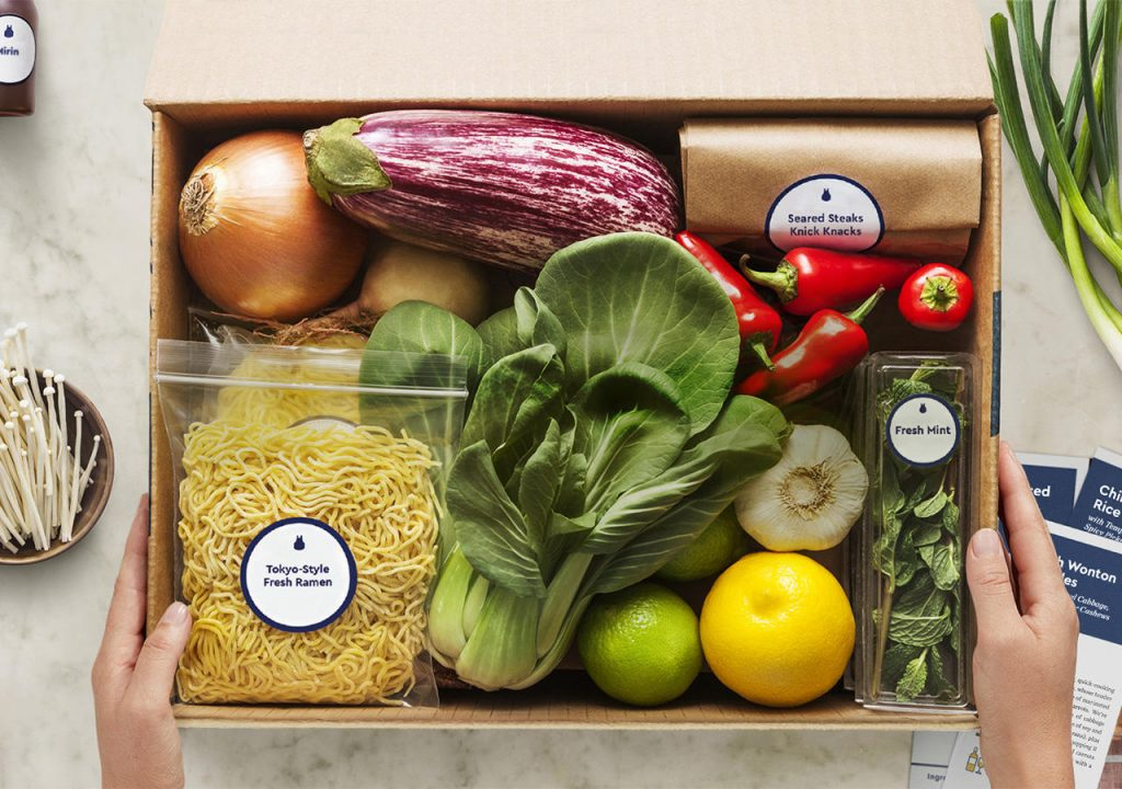 Blue Apron Case Study