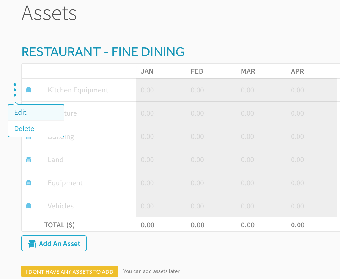 Financial Projections for a Restaurant - ProjectionHub